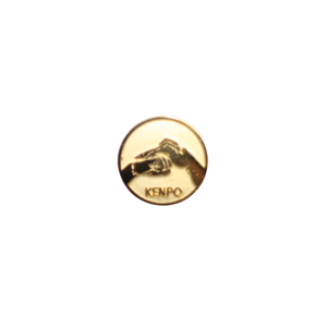Kenpo Pin (Gold)