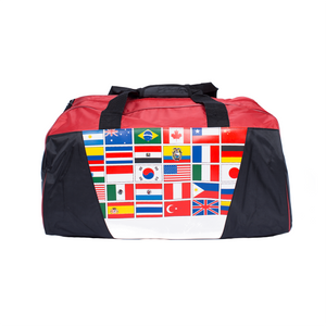 BMA Large International Flag Bag