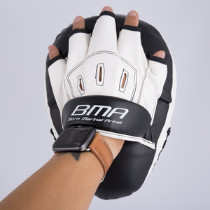 BMA Curved Focus Glove Mitt