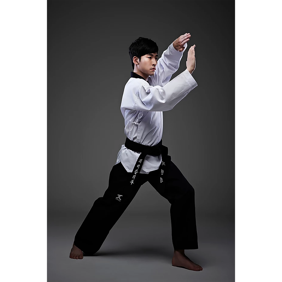 JCalicu Dan Male Poomsae Uniform (PRO)