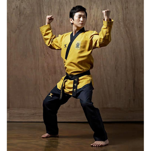 JCalicu High Dan Poomsae Uniform (Diamond Fabric)