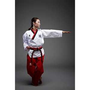 JCalicu Poom Female Poomsae Uniform (PRO)