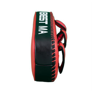 BMA Muay Thai Pads (Black / Red)