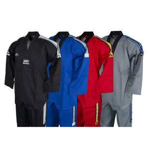 BMA Dri-Fit Fabric Black-V Color Uniform