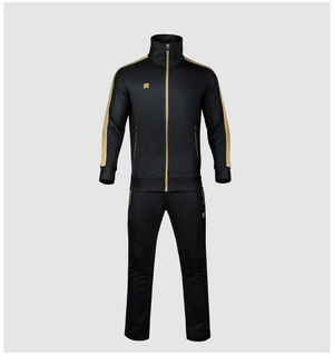 MOOTO EVAN Training Suit (Black/Gold)