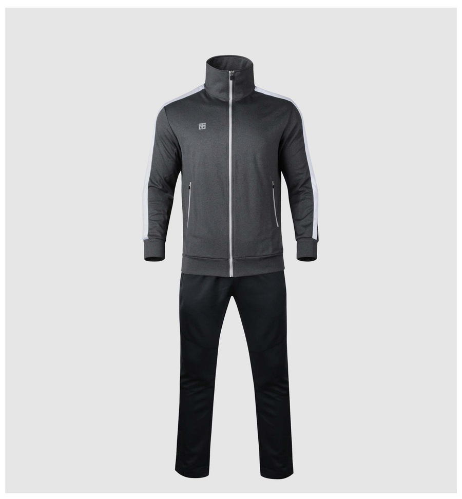 MOOTO Evan Training Suit (Dark Grey/Black)