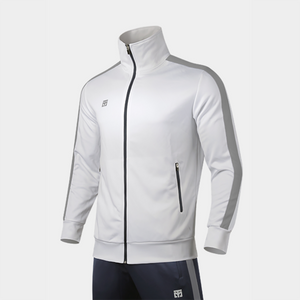 MOOTO Evan Training Suit (Ivory/Navy)