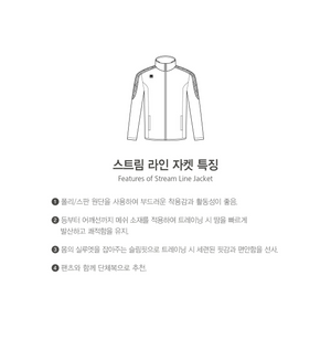 MOOTO Stream Line Jacket (Royal)