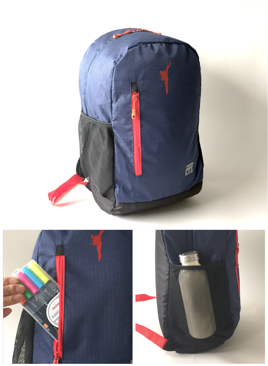 MOOTO Mini Navy Backpack