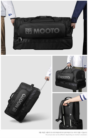 MOOTO 'Super-Container' Rolling Bag