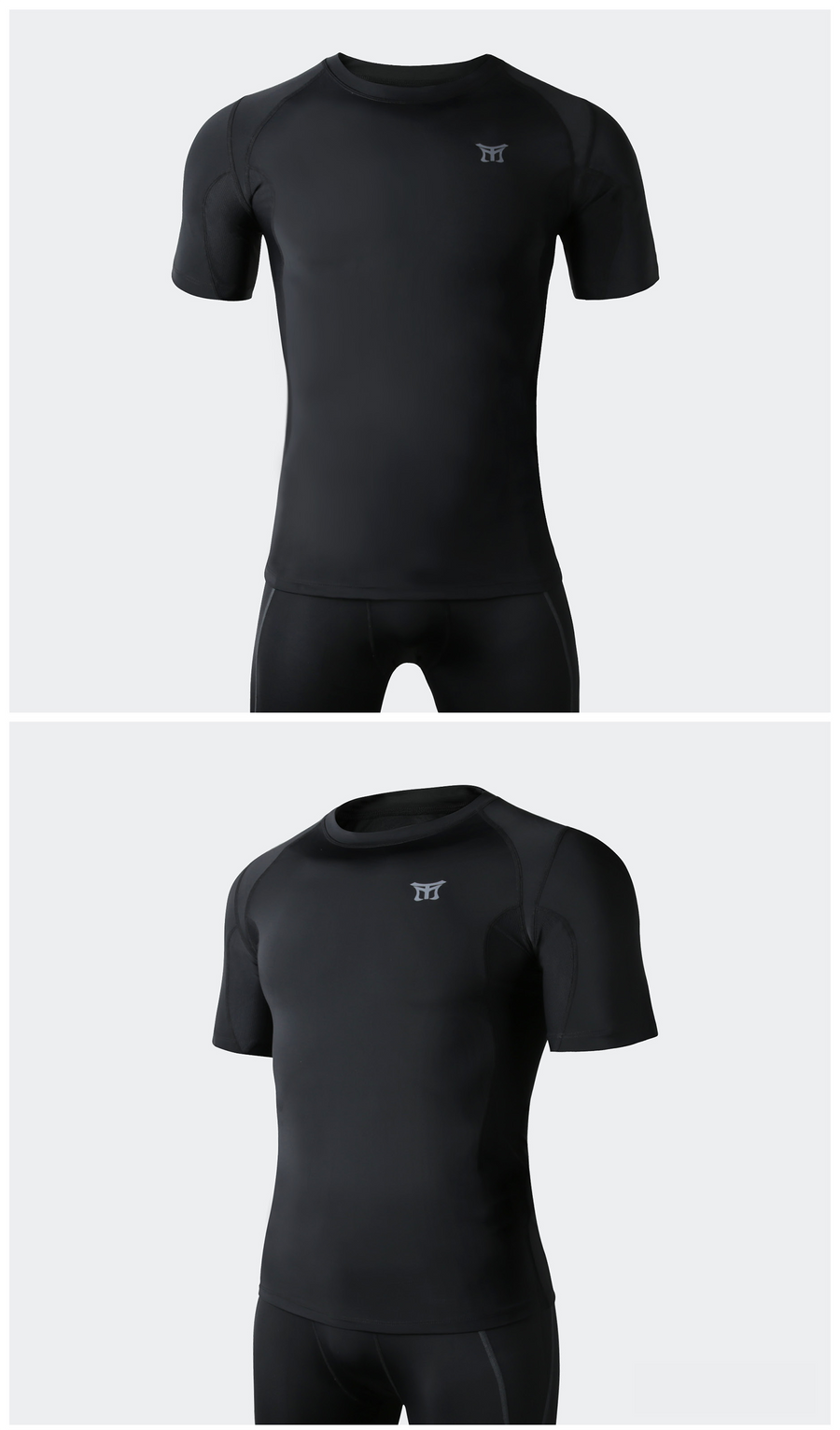 MOOTO Rash Guard Shirt