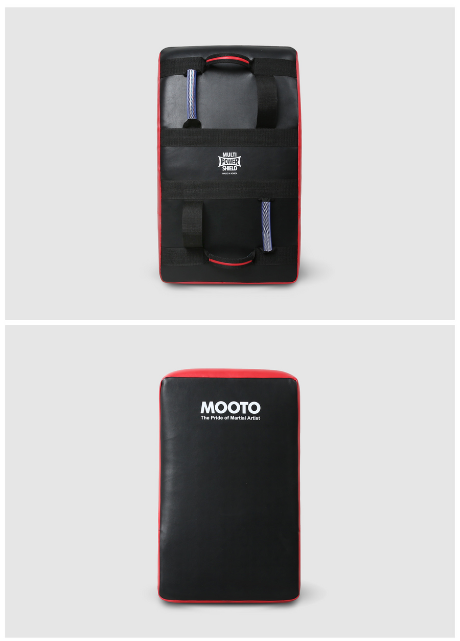 MOOTO Multi Power Shield (Black/Red)