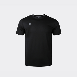 MOOTO Dri-Fit Crew Neck Shirt (Black)