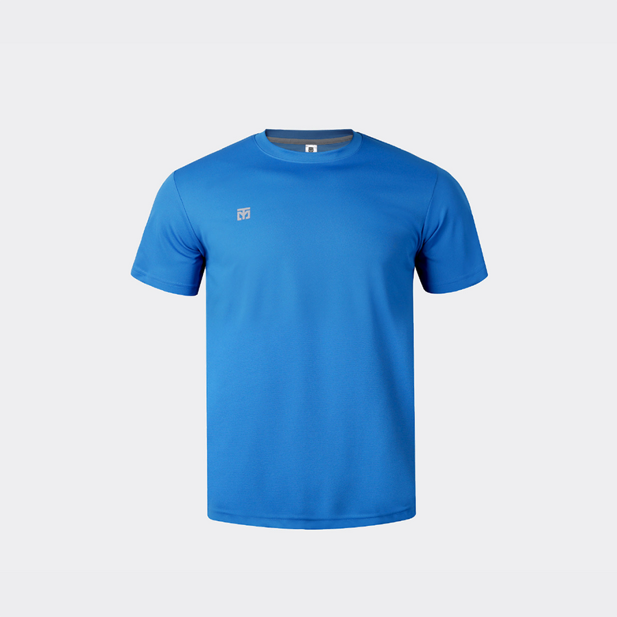 MOOTO Dri-Fit Crew Neck Shirt (Marine Blue)