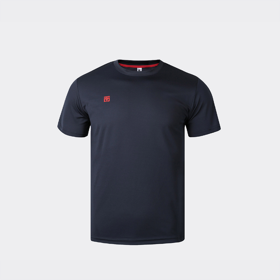 MOOTO Dri-Fit Crew Neck Shirt (Navy)