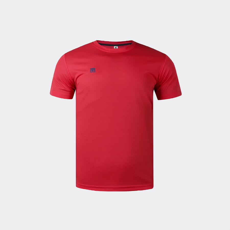 MOOTO Dri-Fit Crew Neck Shirt (Red)