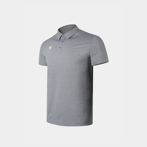 MOOTO Performance Polo (Grey)