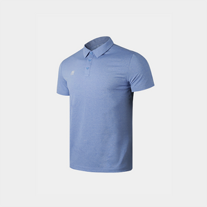 MOOTO Performance Polo Shirt (Sky Blue)
