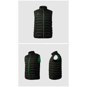 MOOTO Hero Winter Vest (Black, Navy)