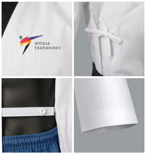 MOOTO Poomsae Uniform (Dan Female)