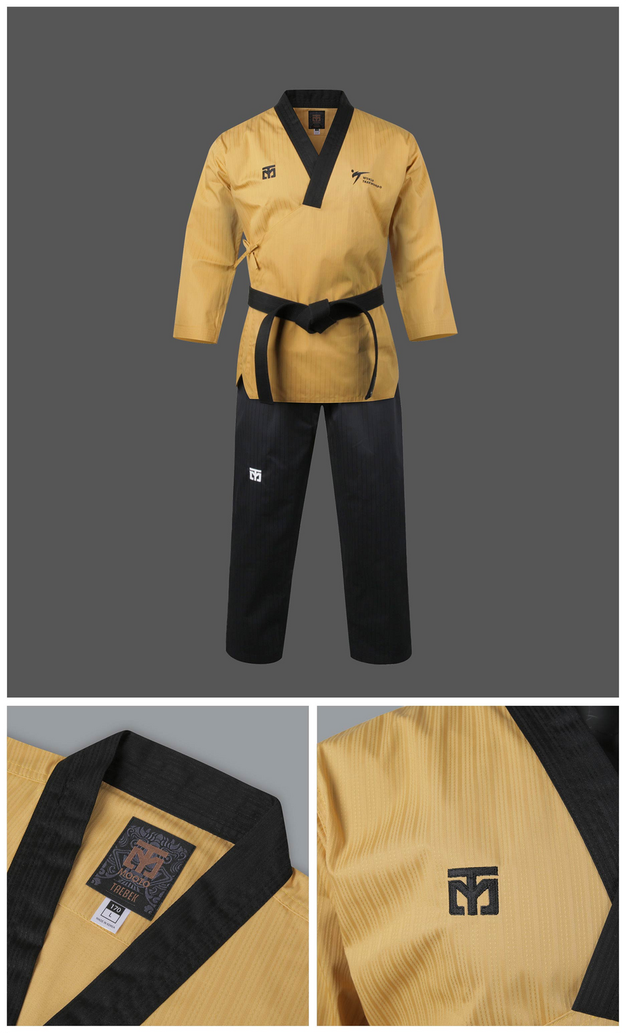 MOOTO Poomsae Uniform (High Dan)