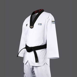 MOOTO Basic 4.5 Kukkiwon White Uniform (WV,BV)