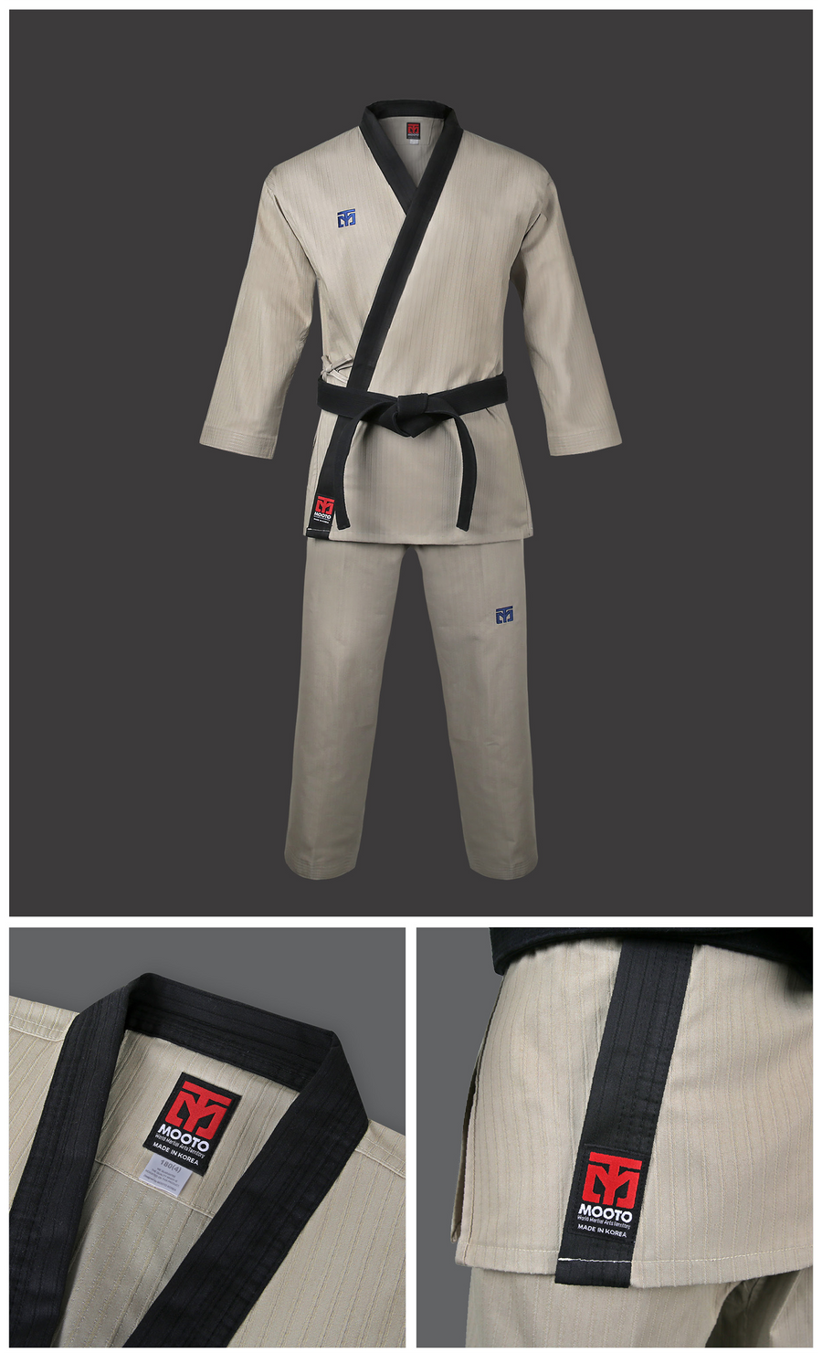 MOOTO Master Open Uniform (Beige)