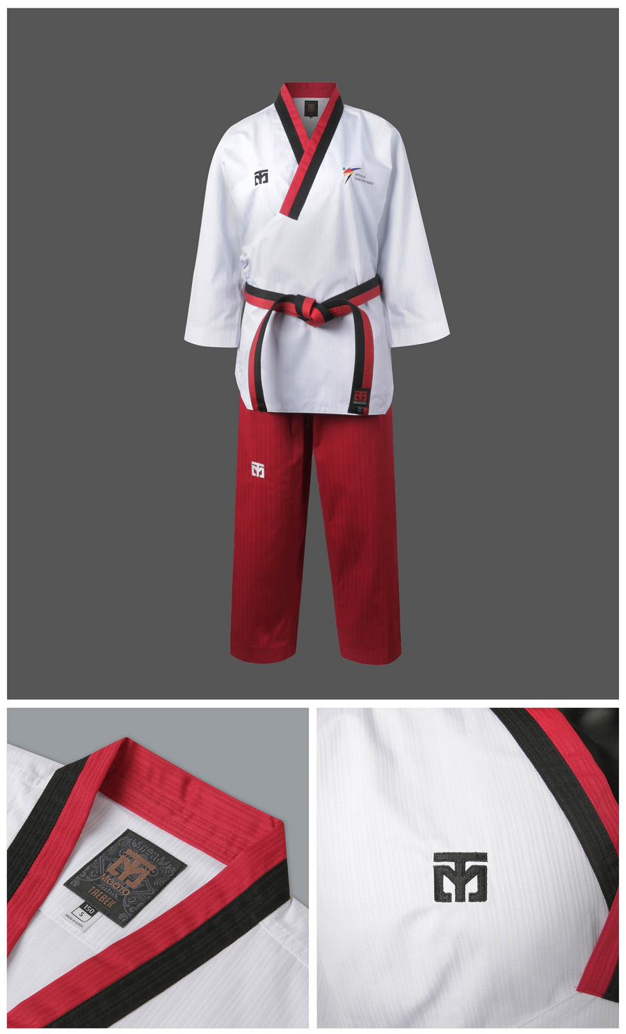 MOOTO Poomsae Uniform (Poom Female)