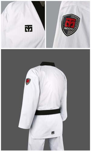 MOOTO Basic 4.5 White Uniform (BV)