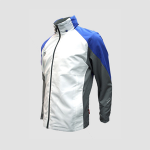 MOOTO Wing Jacket 3 Tone (White/Blue)