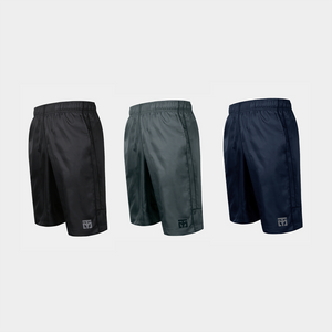 MOOTO Woven Shorts (Black, Grey, Navy)