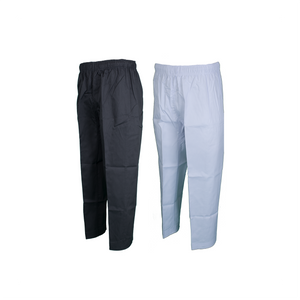 BMA Ribbed Fabric Pants
