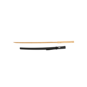 Practice Bamboo Sword With Case