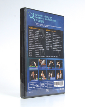 MOOTO Acrobatic Training DVD