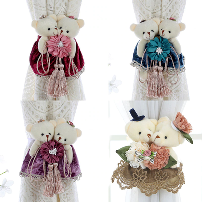 Cute Bears Curtain Tieback
