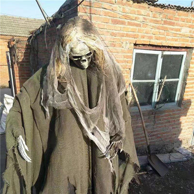 Halloween Hanging Ghost Haunted House For Halloween Decorations