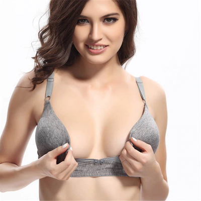 Wire-free Maternity Bra And Panties