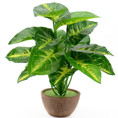 Artificial Leaves Plant For Decoration