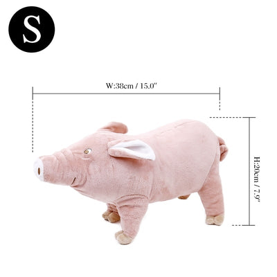 Pig Doll For Dog Toy