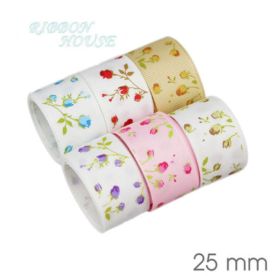 Printed Ribbons Mix