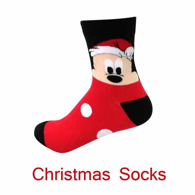 Christmas Women Socks