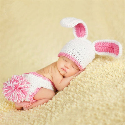 Crochet Costume Props For Baby Photo
