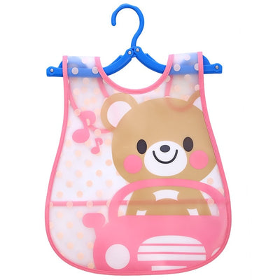 Adjustable Waterproof Baby Bibs