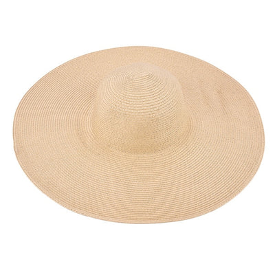 Wide Brim Sun Beach Hat For Women