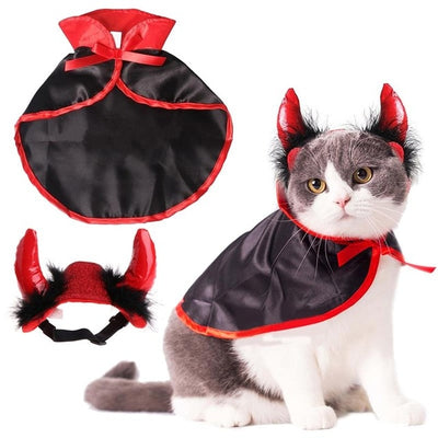Halloween Vampire  Cosplay Costumes for Pet