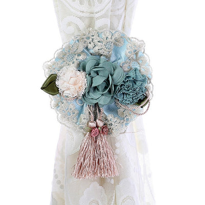 Flower Shape Curtain Tieback