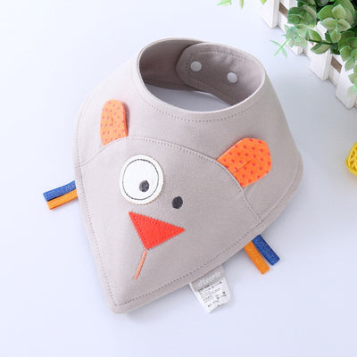 Triangle Cloth Baby Bibs