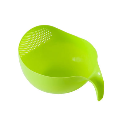 Rice Strainer Basket With Handle