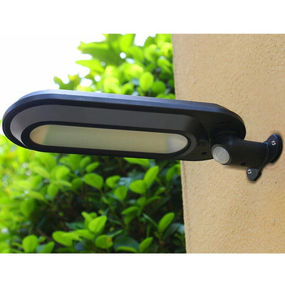 Solar Cell Wall Light With Motion Sensor