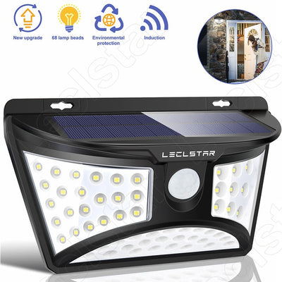 Outdoor Waterproof LED Powered Solar Light Motion Sensor